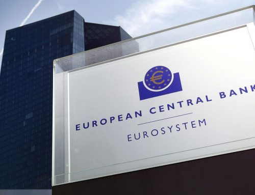 ECB cut interest rates further into the negative