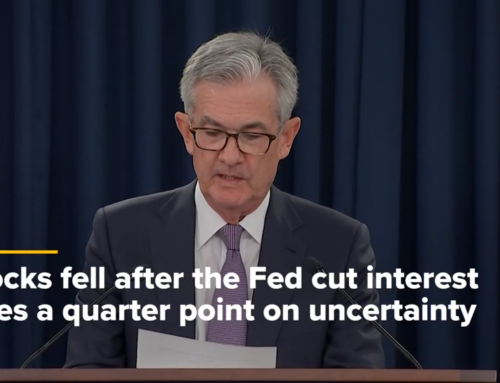 Fed cut rates again