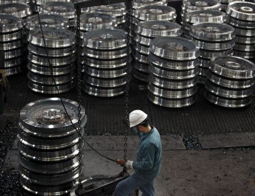 EU introduces tariffs on Chinese steel road wheels