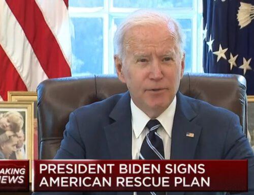 President Biden's $1.9 trillion stimulus package
