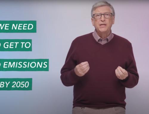 The Green Premium – by Bill Gates