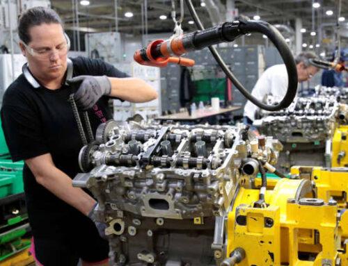 Global Chip Shortage Hurts Car Manufacturers