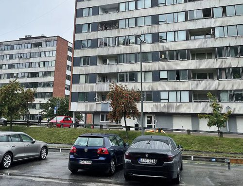 Rent Control Leads to Shortage in Sweden