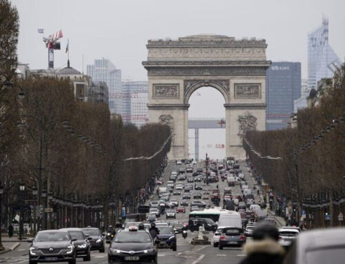 Speed Limit Set at 30km/h in Paris
